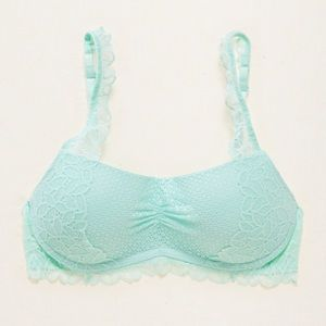 New Aerie Scoop Push-Up Bralette - Small